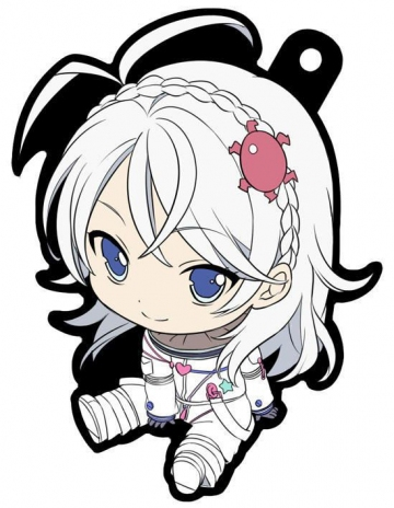main photo of Denpa Onna to Seishun Otoko Petanko Rubber Strap: Hoshimiya Yashiro