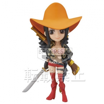 main photo of One Piece World Collectable Figure ~One Piece Film Z~ vol.3: Nico Robin