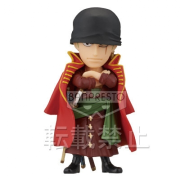 main photo of One Piece World Collectable Figure ~One Piece Film Z~ vol.3: Roronoa Zoro