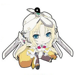 main photo of Petanko Kyoukai Senjou no Horizon Rubber Strap Vol.2: Elizabeth