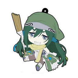 main photo of Petanko Kyoukai Senjou no Horizon Rubber Strap Vol.2: Grace O'Malley