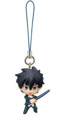 main photo of Blue Exorcist Straps #2: Okumura Rin