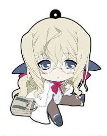 main photo of Petanko Kyoukai Senjou no Horizon Rubber Strap Vol.2: Thomas Shakespeare
