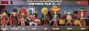 photo of One Piece World Collectable Figure ~One Piece Film Z~ vol.3: Franky