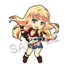photo of Pic-Lil! Macross 30th Anniversary Trading Strap 2nd: Sheryl Nome Macross FB7 Ver.