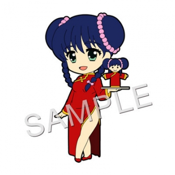 main photo of Pic-Lil! Macross 30th Anniversary Trading Strap 2nd: Lynn Minmay