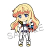 photo of Pic-Lil! Macross 30th Anniversary Trading Strap 2nd: Sheryl Nome Exclusive Ver.