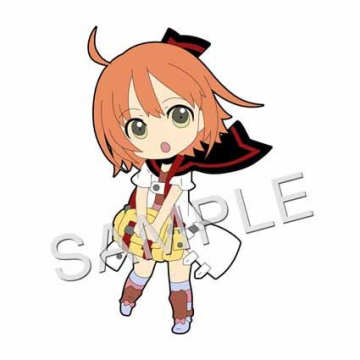 main photo of Pic-Lil! Etrian Odyssey Series Trading Strap: Medic
