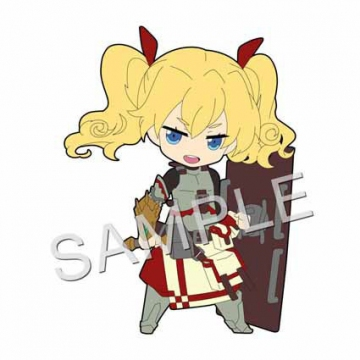 main photo of Pic-Lil! Etrian Odyssey Series Trading Strap: Fortress