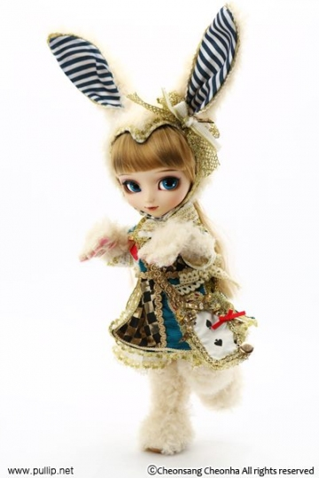 main photo of Pullip Classical White Rabbit