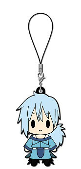 main photo of D4 Series Magi Rubber Strap Collection Vol.1: Ri Seishun