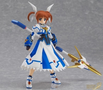 main photo of figma Takamachi Nanoha: Excelion Mode