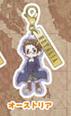 main photo of Axis Powers Hetalia Metal Charm Collection A: Austria