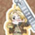 Axis Powers Hetalia Metal Charm Collection B: America