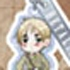 Axis Powers Hetalia Metal Charm Collection B: England