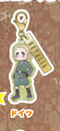 main photo of Axis Powers Hetalia Metal Charm Collection A: Germany