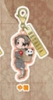 photo of Axis Powers Hetalia Metal Charm Collection A: China