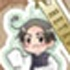 Axis Powers Hetalia Metal Charm Collection A: Korea