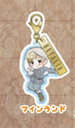 main photo of Axis Powers Hetalia Metal Charm Collection A: Finland