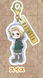 main photo of Axis Powers Hetalia Metal Charm Collection A: Switzerland