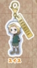 photo of Axis Powers Hetalia Metal Charm Collection A: Switzerland
