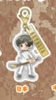 photo of Axis Powers Hetalia Metal Charm Collection A: Japan