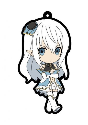 main photo of Shining Blade Rubber Keychain: Altina Mel Sylphis
