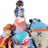 ONE PIECE Log Box Sorezore no Seichou Hen: Luffy & Jinbei & Robin & Chopper