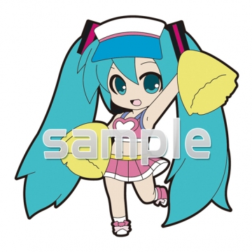 main photo of Pic-Lil! -Project DIVA- Trading Strap Track 03: Hatsune Miku Cheerleader Ver.