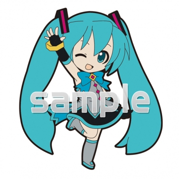 main photo of Pic-Lil! -Project DIVA- Trading Strap Track 03: Hatsune Miku Star Ver.