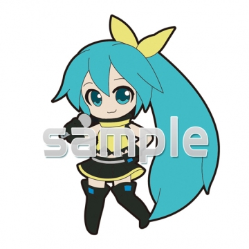 main photo of Pic-Lil! -Project DIVA- Trading Strap Track 03: Hatsune Miku Vocal Ver.