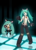photo of Pic-Lil! -Project DIVA- Trading Strap Track 03: Hatsune Miku Nyanko Ver.