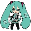 photo of Pic-Lil! -Project DIVA- Trading Strap Track 04: Hatsune Miku Ver. 2
