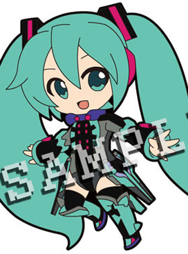 main photo of Pic-Lil! -Project DIVA- Trading Strap Track 04: Hatsune Miku VN02 Ver.