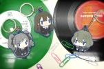 photo of iDOLM@STER Cinderella Girls Tsumamare Key Rings: Shibuya Rin N Ver.