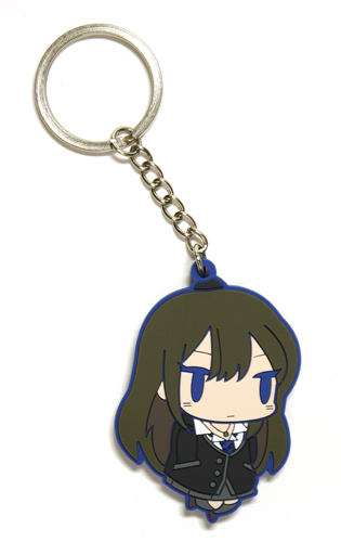main photo of iDOLM@STER Cinderella Girls Tsumamare Key Rings: Shibuya Rin N Ver.