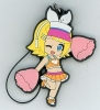 photo of Pic-Lil! -Project DIVA- Trading Strap Track 04: Kagamine Rin Cheer Ver.