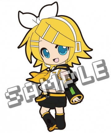 main photo of Pic-Lil! -Project DIVA- Trading Strap Track 02: Kagamine Rin