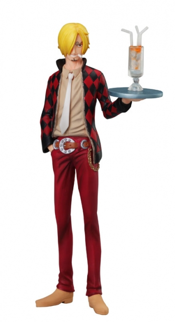 main photo of Super One Piece Styling Film Z Special Box 4: Sanji