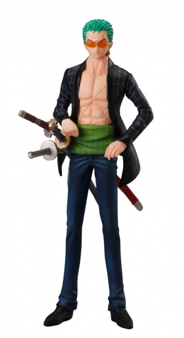 main photo of Super One Piece Styling Film Z Special Box 4: Roronoa Zoro