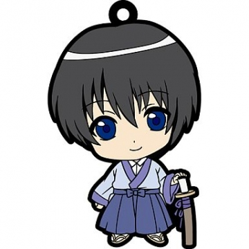 main photo of Rurouni Kenshin Trading Rubber Strap: Seta Soujirou