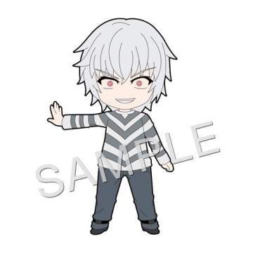 main photo of Pic-Lil! Toaru Majutsu no Index the Movie: Endymion no Kiseki Trading Strap: Accelerator