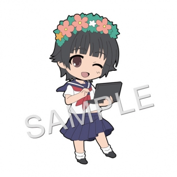 main photo of Pic-Lil! Toaru Majutsu no Index the Movie: Endymion no Kiseki Trading Strap: Uiharu Kazari