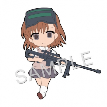 main photo of Pic-Lil! Toaru Majutsu no Index the Movie: Endymion no Kiseki Trading Strap: Misaka Imouto