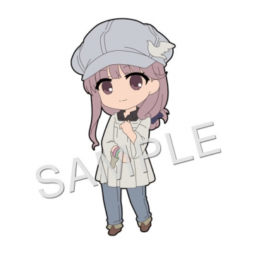 main photo of Pic-Lil! Toaru Majutsu no Index the Movie: Endymion no Kiseki Trading Strap: Meigo Arisa