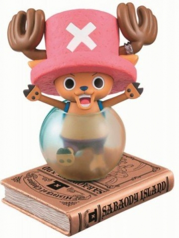main photo of Ichiban Kuji History of Chopper GOLDEN EDITION: Tony Tony Chopper Sabaody Archipelago ver.