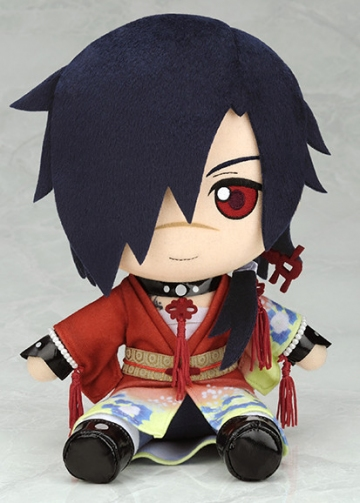 main photo of Nitro+CHiRAL Plush Series 20: Koujaku