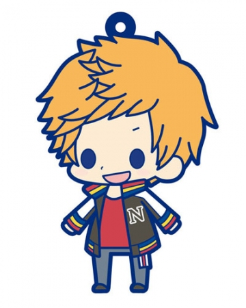 main photo of Starry☆Sky es Series Rubber Strap Collection: Haruki Naoshi