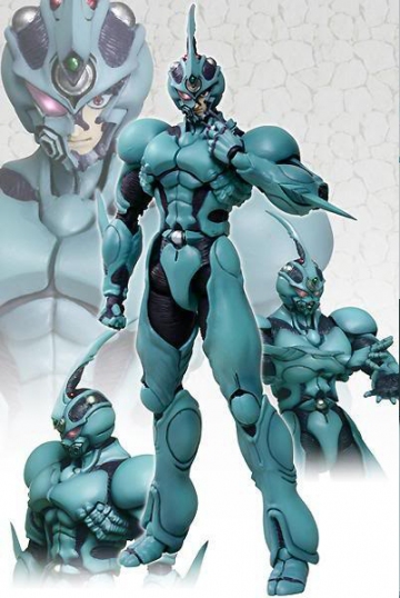bio booster armor guyver guyver i - image head plus ver