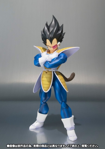 main photo of S.H.Figuarts Vegeta